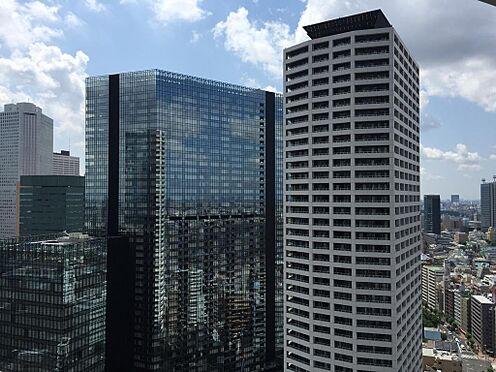 マンション(建物一部)-新宿区西新宿5丁目 眺望。写真撮影年月日:2017/7/21