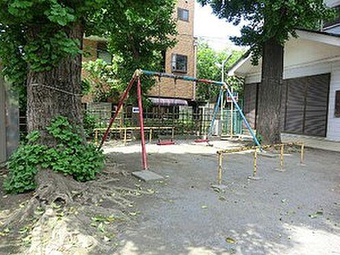 マンション(建物全部)-大田区大森北6丁目 周辺環境:東貫森児童遊園