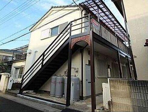 アパート-入間郡毛呂山町若山1丁目 外観