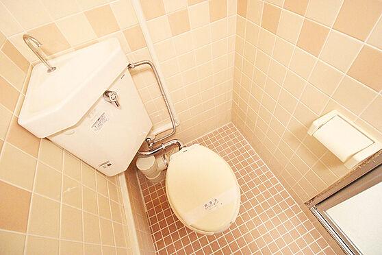 中古マンション-杉並区荻窪3丁目 トイレ