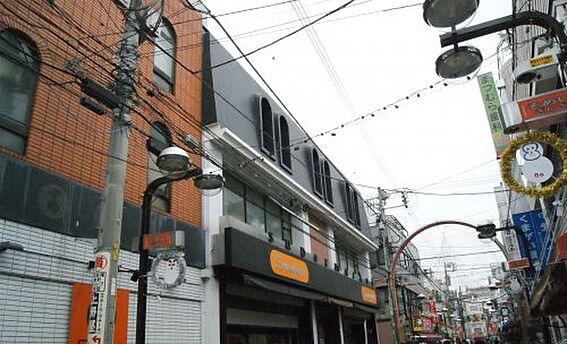 アパート-北区西ケ原1丁目 【スーパー】サカガミ駒込店まで820m
