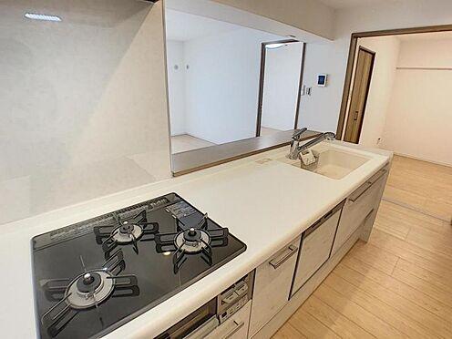 区分マンション-豊田市山之手7丁目 新しいキッチンでウキウキしますね♪