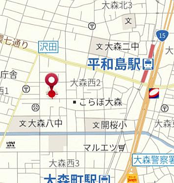 区分マンション-大田区大森西2丁目 その他