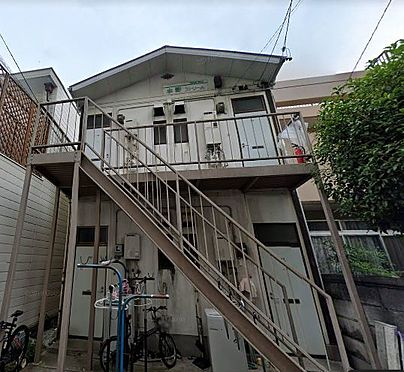 アパート-名古屋市中村区中島町4丁目 外観