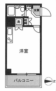 中古マンション-板橋区徳丸2丁目 間取り