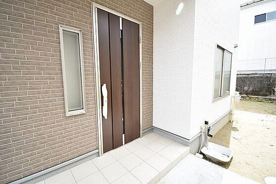 新築一戸建て-仙台市青葉区川平5丁目 玄関
