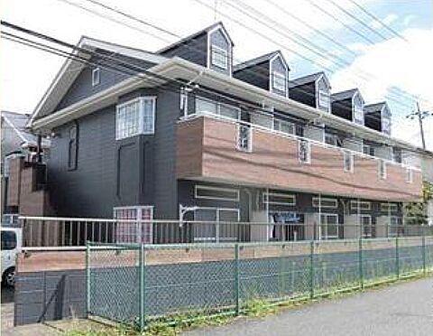 アパート-春日部市栄町3丁目 2020年9月外壁塗装工事実施