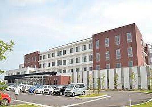 土地-東松山市大字上唐子 【病院】武蔵嵐山病院まで約850m