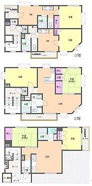 マンション(建物全部)-大阪市城東区成育4丁目 間取り