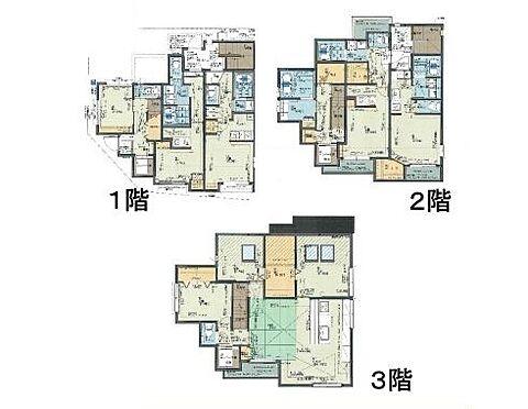 一棟マンション-中野区新井4丁目 間取り