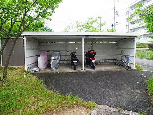 マンション(建物一部)-神戸市須磨区高倉台6丁目 バイク・自転車置場があります