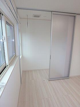 建物全部その他-東根市大字羽入 雨や風を気にせず洗濯物が干せます。
