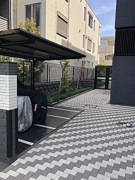 マンション(建物一部)-大田区鵜の木2丁目 駐輪場・バイク置き場