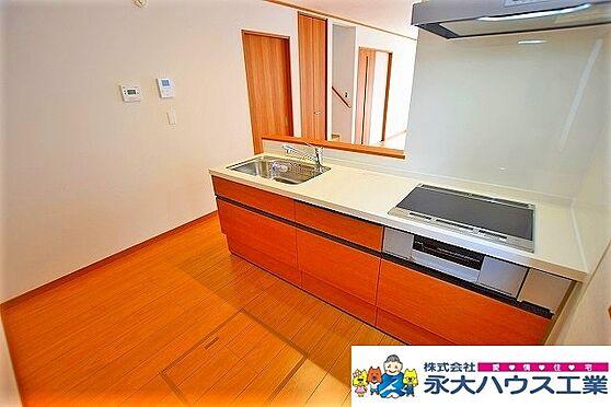 新築一戸建て-仙台市青葉区愛子東6丁目 キッチン