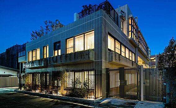 区分マンション-新宿区下落合3丁目 外観