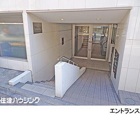 マンション(建物全部)-荒川区東尾久4丁目 玄関