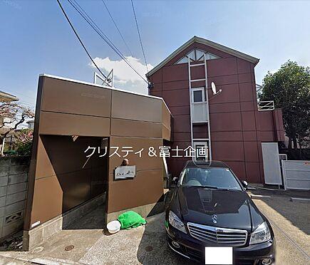 一棟マンション-世田谷区桜上水 外観
