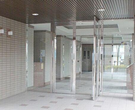 マンション(建物一部)-神戸市北区有野町有野 見通しの良いエントランス