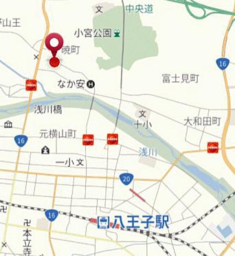 アパート-八王子市暁町1丁目 その他
