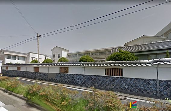 アパート-久留米市城島町四郎丸 市立城島中学校
