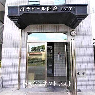 マンション(建物一部)-京都市右京区西院安塚町 間取り