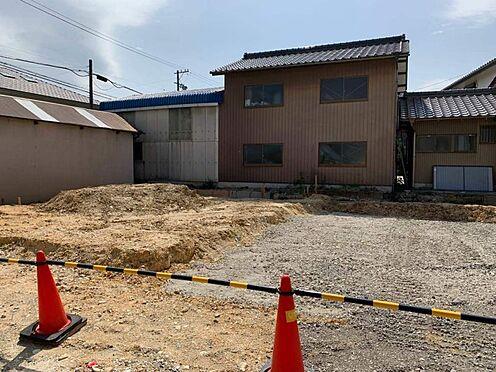 土地-愛知郡東郷町大字春木字市場屋敷 陽当り良好です。気持ちよくお洗濯をしていただけます♪