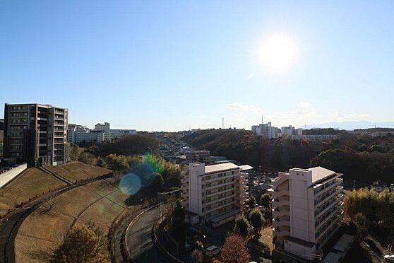中古マンション-八王子市別所1丁目 バルコニーからの眺望写真