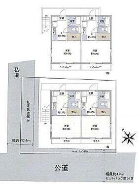 アパート-横浜市保土ケ谷区月見台 間取り