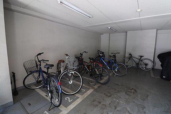 マンション(建物一部)-港区海岸1丁目 駐輪場