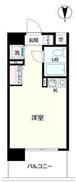 マンション(建物一部)-大田区大森本町1丁目 間取り