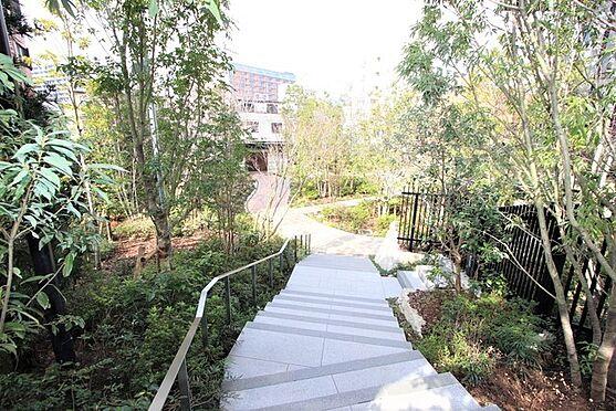 区分マンション-港区白金6丁目 敷地内公園