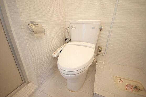 中古マンション-武蔵野市御殿山1丁目 トイレ