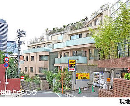 中古マンション-港区赤坂8丁目 外観