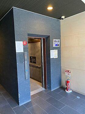 中古マンション-大阪市中央区農人橋2丁目 エレベーター
