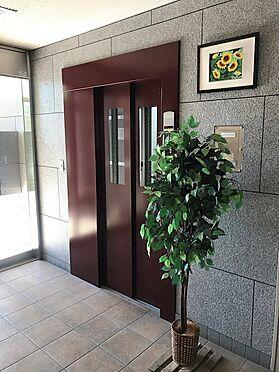 中古マンション-坂戸市日の出町 エレベーター