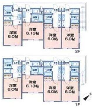 アパート-相模原市南区上鶴間本町1丁目 グリーンハイツ・収益不動産