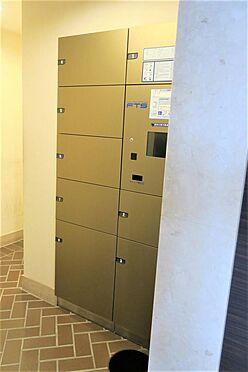 マンション(建物一部)-横浜市西区平沼1丁目 メールコーナーには宅配ボックス有り