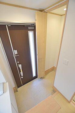 新築一戸建て-仙台市青葉区滝道 玄関