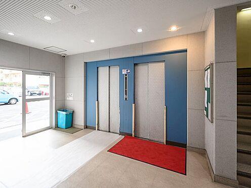 中古マンション-品川区東大井1丁目 1階エレベーターホールです。大規模修繕が終わりき綺麗になりました。