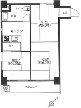 マンション(建物一部)-台東区駒形2丁目 間取り