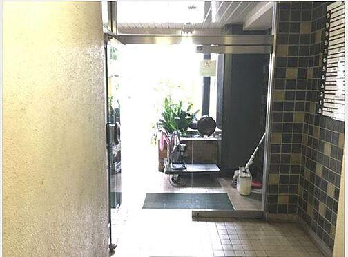 店舗・事務所・その他-新宿区百人町1丁目 エントランス
