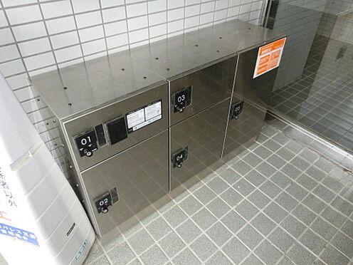 マンション(建物一部)-武蔵野市中町3丁目 宅配BOX完備しております。