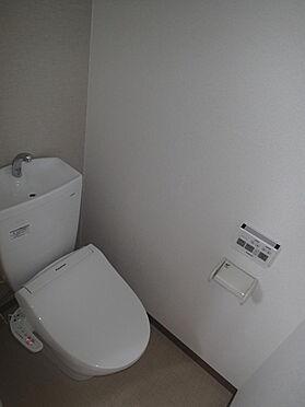 マンション(建物一部)-大阪市天王寺区玉造元町 トイレ