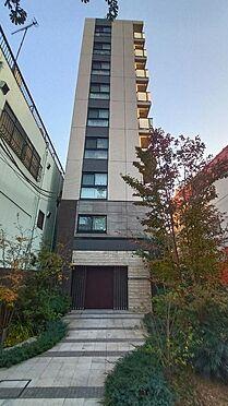 中古マンション-新宿区下落合3丁目 外観もとても綺麗に維持されています。