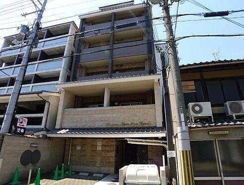 区分マンション-京都市中京区油小路通三条下る三条油小路町 外観