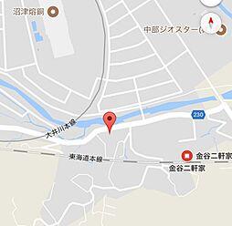 東海道本線 金谷駅 徒歩22分