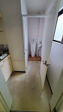 ビル(建物全部)-京都市下京区官社殿町 トイレ