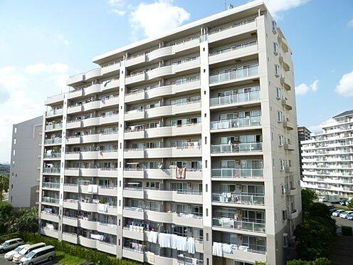 中古マンション-浦安市高洲6丁目 10階部分。海の見えるお部屋。