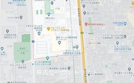 アパート-大阪市西成区南津守1丁目 その他