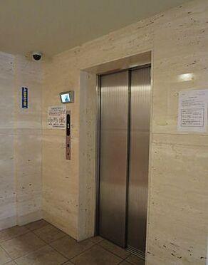 マンション(建物一部)-大阪市中央区松屋町住吉 防犯カメラ付きエレベーターでセキュリティー面に配慮あり